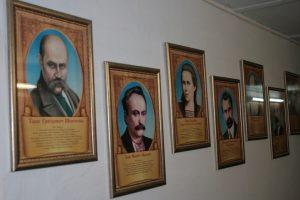 Галерея видатних постатей України